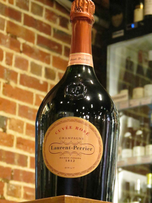 Laurent Perrier Cuvee Rose N.V. 1500mL-Magnum