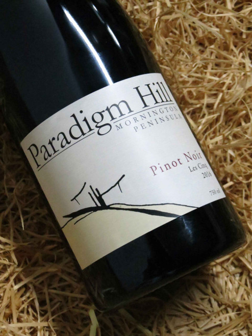 [SOLD-OUT] Paradigm Hill Les Cinq Pinot Noir 2016