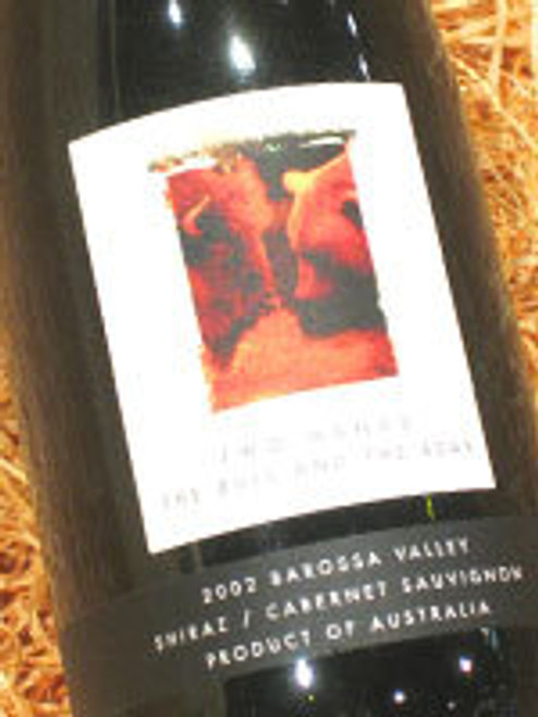 Two Hands Bull and Bear Shiraz Cabernet 2002