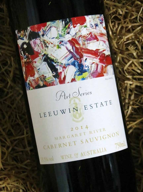 [SOLD-OUT] Leeuwin Estate Art Series Cabernet Sauvignon 2014