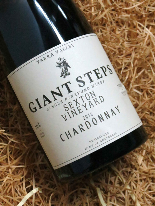 [SOLD-OUT] Giant Steps Sexton Chardonnay 2016
