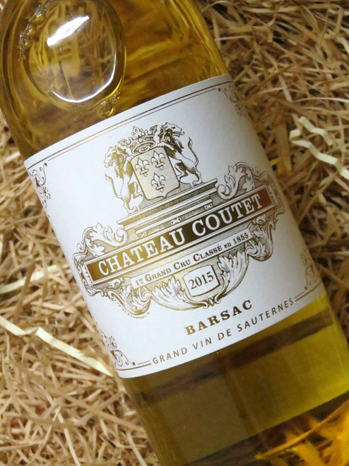 [SOLD-OUT] Chateau Coutet Barsac 2015
