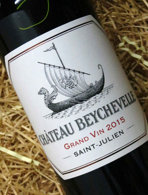 [SOLD-OUT] Chateau Beychevelle 2015
