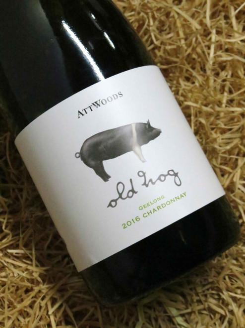 Attwoods Old Hog Geelong Chardonnay 2016