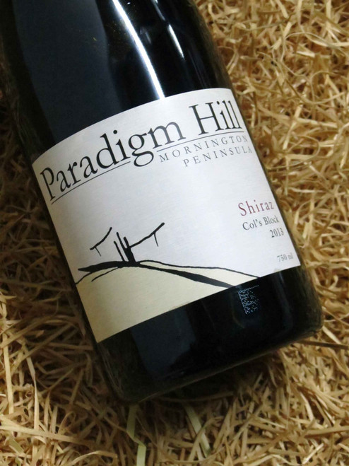 [SOLD-OUT] Paradigm Hill Col's Block Shiraz 2013