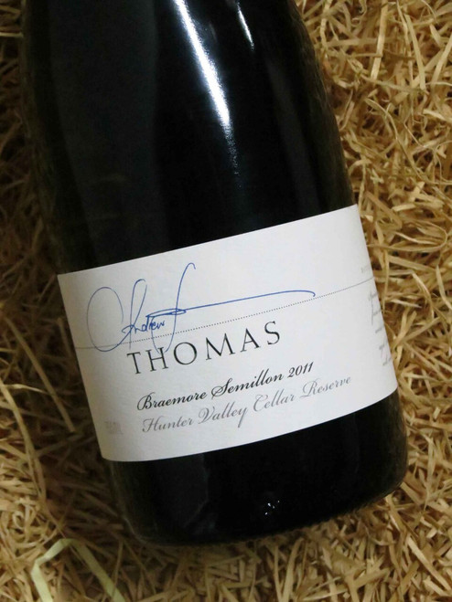 [SOLD-OUT] Thomas Braemore Semillon Cellar Reserve 2011