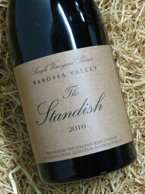 [SOLD-OUT] Standish The Standish Shiraz 2016