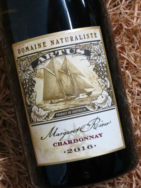 [SOLD-OUT] Domaine Naturaliste Artus Chardonnay 2016