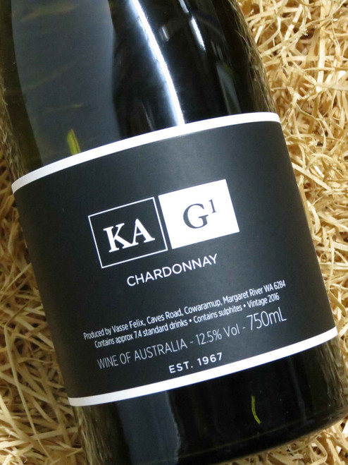 [SOLD-OUT] Vasse Felix KAG1 Chardonnay 2016