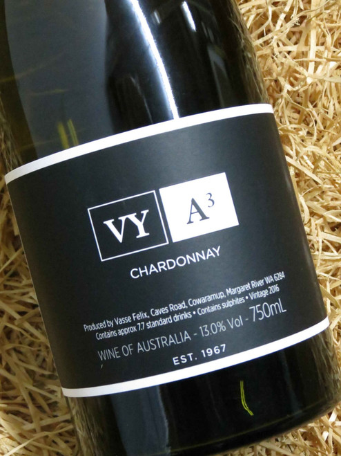 [SOLD-OUT] Vasse Felix VYA3 Chardonnay 2016