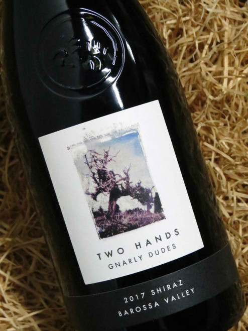 [SOLD-OUT] Two Hands Gnarly Dudes Shiraz 2017