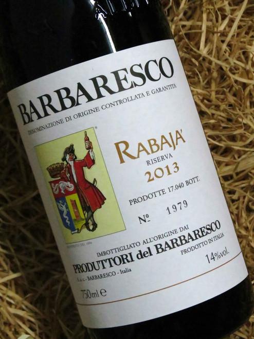 [SOLD-OUT] Produttori del Barbaresco Rabaja' Riserva 2013