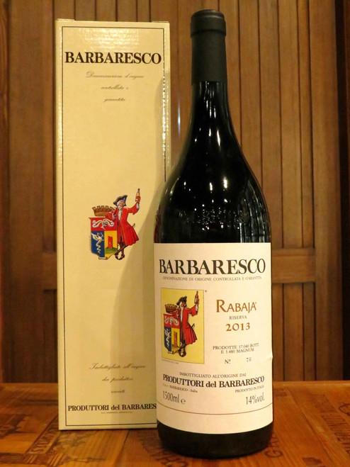 [SOLD-OUT] Produttori del Barbaresco Rabaja 2013 1500mL-Magnum