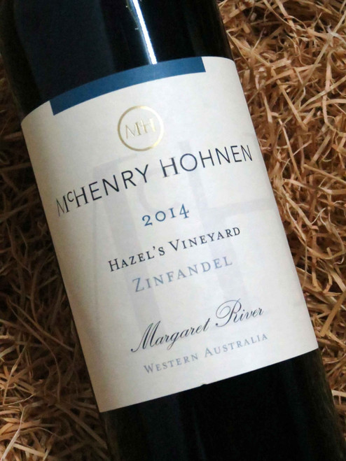 [SOLD-OUT] McHenry Hohnen Hazel's Vineyard Zinfandel 2014