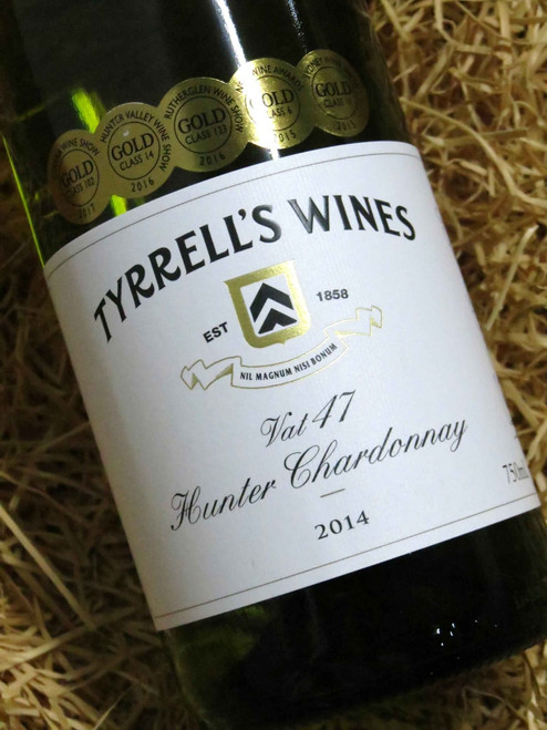 [SOLD-OUT] Tyrrell's Vat 47 Chardonnay 2014