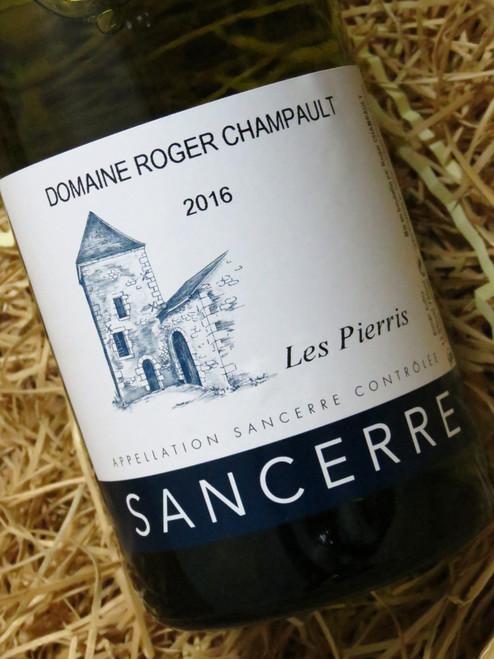 [SOLD-OUT] Roger Champault Les Pierris Sancerre 2016