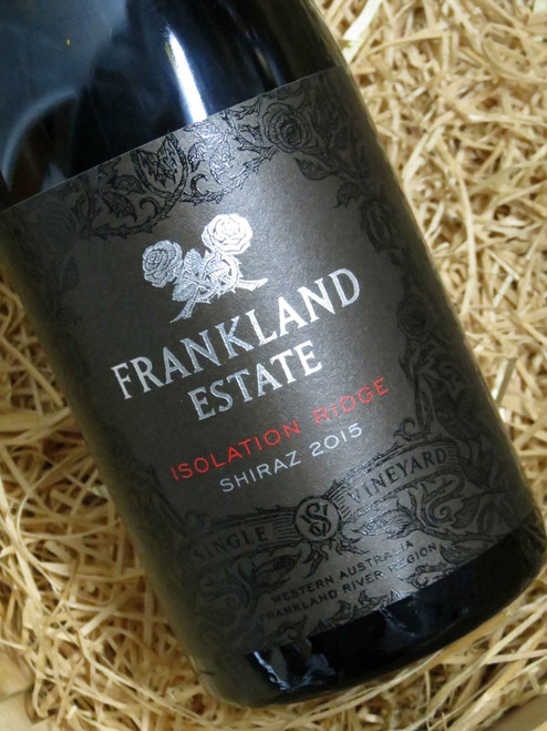 [SOLD-OUT] Frankland Estate Isolation Ridge Shiraz 2015