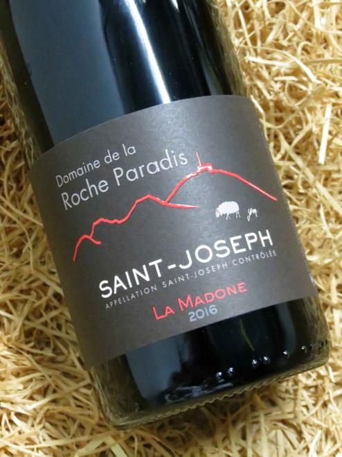 [SOLD-OUT] Domaine de la Roche Paradis St Joseph La Madone 2016