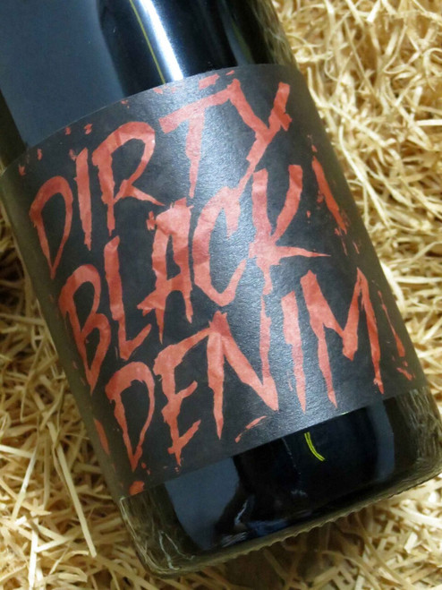 [SOLD-OUT] Dirty Black Denim Sangiovese 2017