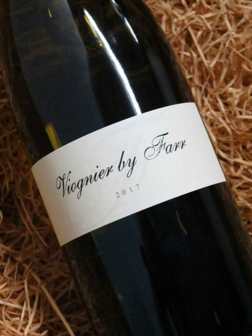 [SOLD-OUT] By Farr Viognier 2017