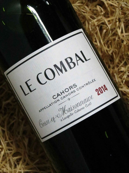 Le Combal Cahors 2014