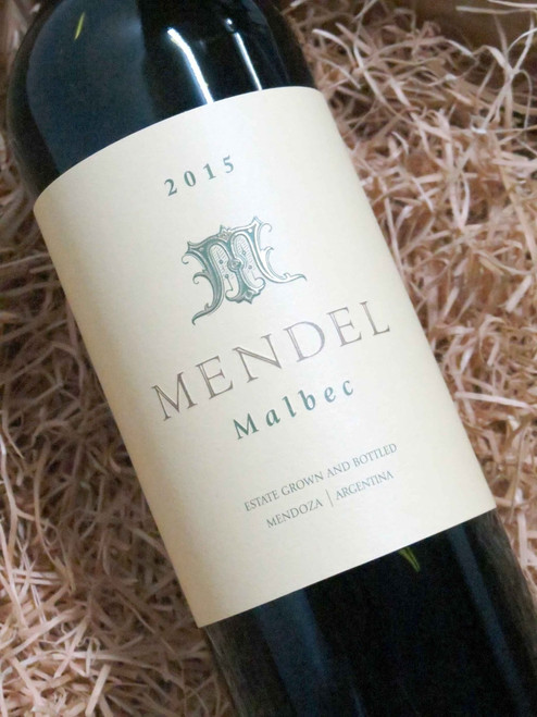 [SOLD-OUT] Mendel Malbec 2015