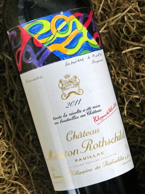 [SOLD-OUT] Chateau Mouton Rothschild 2011