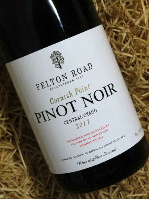 [SOLD-OUT] Felton Road Cornish Point Pinot Noir 2017
