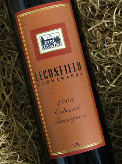 [SOLD-OUT] Leconfield Coonawarra Cabernet Sauvignon 2006
