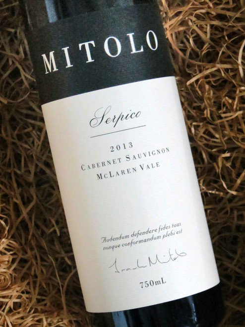 [SOLD-OUT] Mitolo Serpico Cabernet Sauvignon 2013