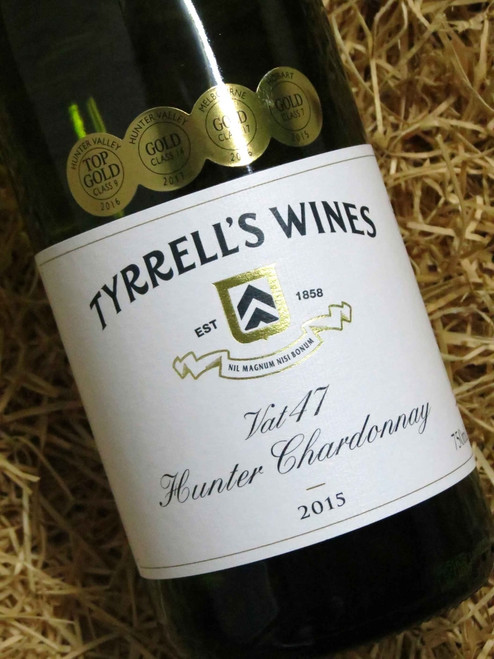 [SOLD-OUT] Tyrrell's Vat 47 Chardonnay 2015