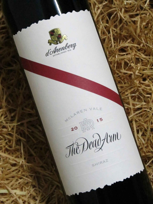 [SOLD-OUT] d'Arenberg Dead Arm Shiraz 2015