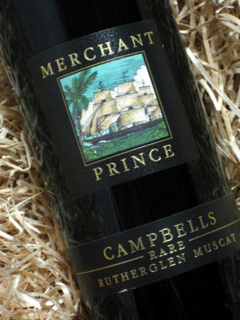[SOLD-OUT] Campbells Merchant Prince Rare Muscat 375mL-Half-Bottle
