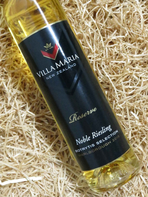 [SOLD-OUT] Villa Maria Reserve Noble Riesling 2015 375mL-Half-Bottle