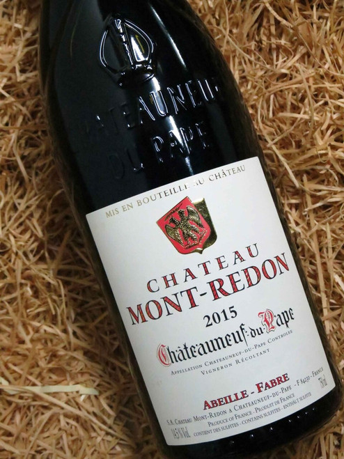 [SOLD-OUT] Chateau Mont-Redon Chateauneuf-du-Pape 2015