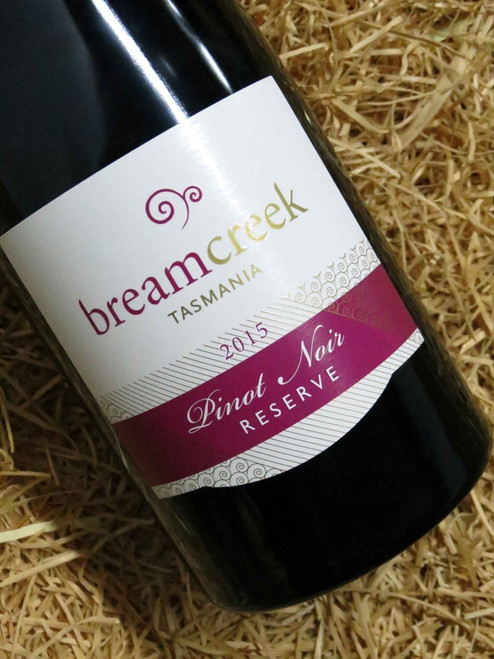 [SOLD-OUT] Bream Creek Reserve Pinot Noir 2015