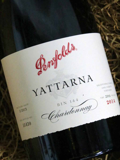 [SOLD-OUT] Penfolds Yattarna Chardonnay 2014