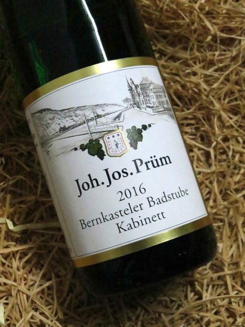JJ Prum Bernkasteler Badstube Riesling 2016