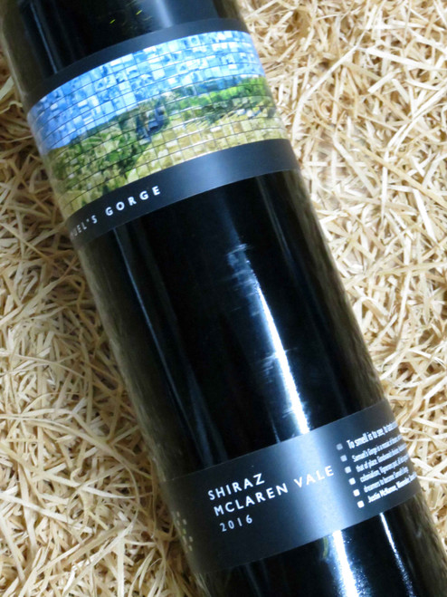 [SOLD-OUT] Samuels Gorge Shiraz 2016