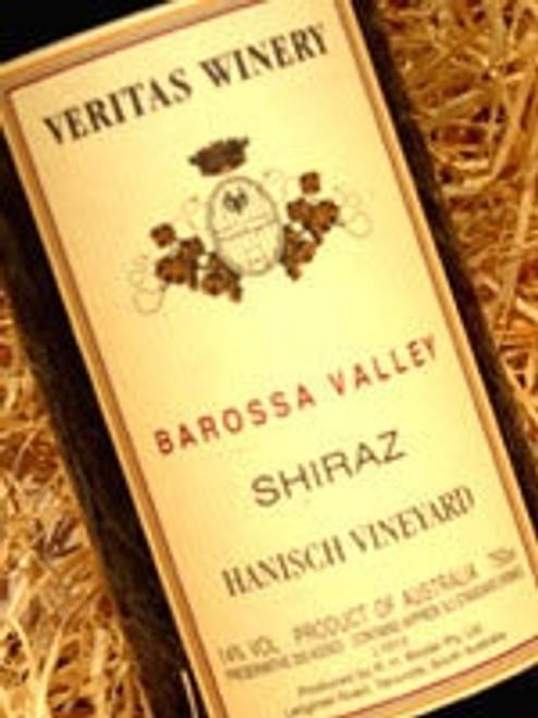Veritas Hanisch Shiraz 1998