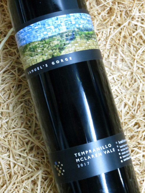 [SOLD-OUT] Samuels Gorge Tempranillo 2017