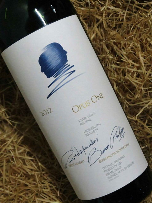 [SOLD-OUT] Opus One Napa Valley Cabernets 2012