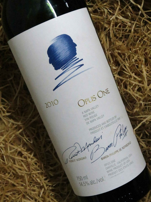 [SOLD-OUT] Opus One Napa Valley Cabernets 2010