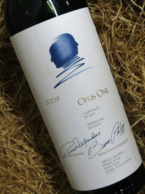 [SOLD-OUT] Opus One Napa Valley Cabernets 2009
