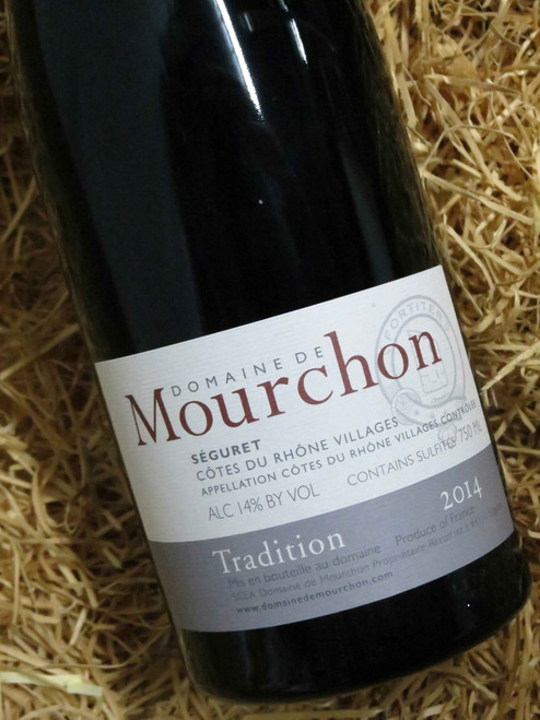 [SOLD-OUT] Domaine de Mourchon Cotes du Rhone 2014