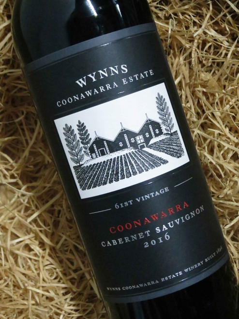 Wynns Black Label Cabernet Sauvignon 2016