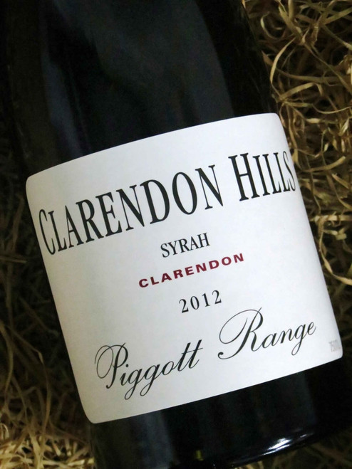 [SOLD-OUT] Clarendon Hills Piggott Range Shiraz 2012