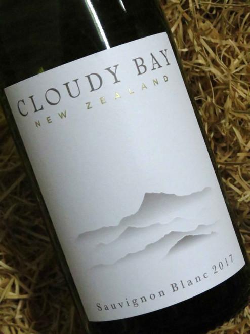 [SOLD-OUT] Cloudy Bay Sauvignon Blanc 2017