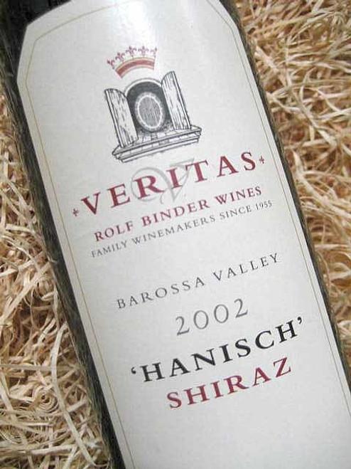 Veritas Hanisch Shiraz 2002