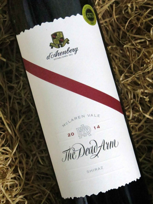 [SOLD-OUT] d'Arenberg Dead Arm Shiraz 2014